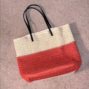 Handbags - New Straw Tote Bag